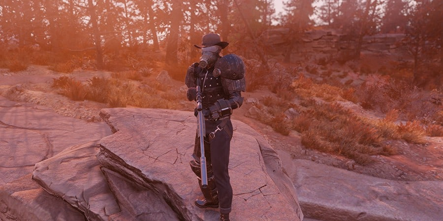Fallout 76 How to Holster Your Weapon - Featured