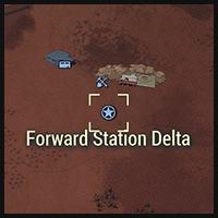 Forward Station Delta - Map