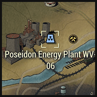 Poseidon Energy Plant WV-06 - Map Location