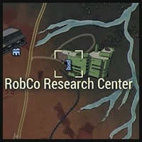 Robco Research Center - Map Location