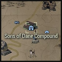 Sons of Dane Compound - Map