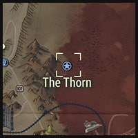 The Thorn - Map
