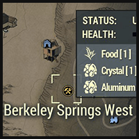 Berkeley Spring West - Map Location