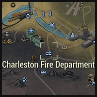 Charleston Fire Department - Map Location
