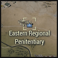 Eastern Regional Penitentiary - Map Location