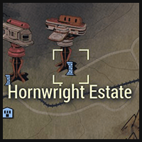 Hornwright Estate - Map Location
