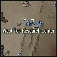 West Tek Research Center - Map Location