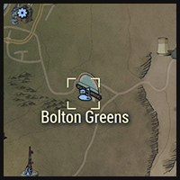 Bolton Greens - Map Location