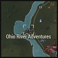 Ohio River Adventures - Map Location