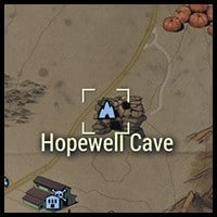 Hopewell Cave - Map Location