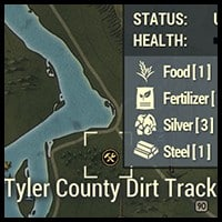 Tyler County Dirt Track
