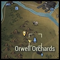 Oil Seep Near Orwell Orchards