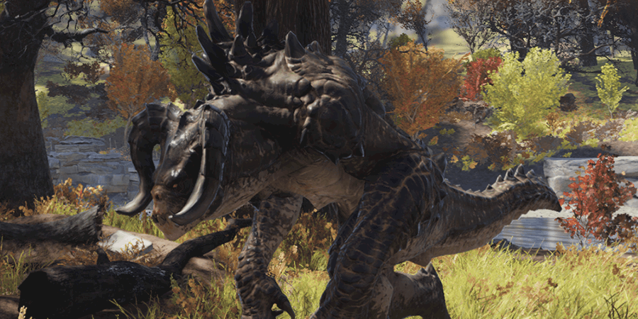 Deathclaw - Featured