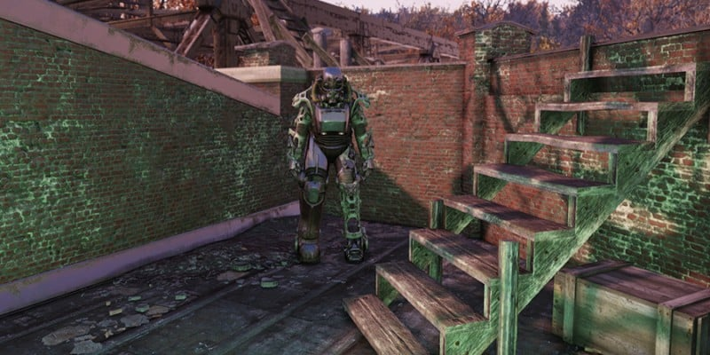 Point Pleasant Power Armor Location