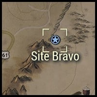 Site Bravo - Map Location