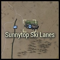 Sunnytop Ski Lanes - Map Location