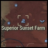 Superior Sunset Farm - Map Location